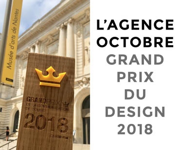 Grand prix du design com&médias 2018