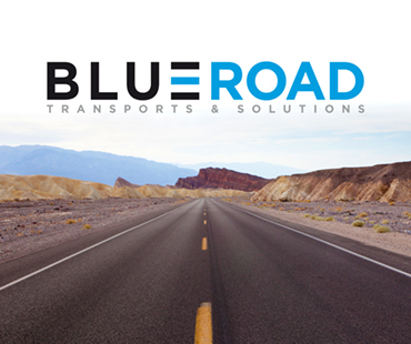 blue road - transports